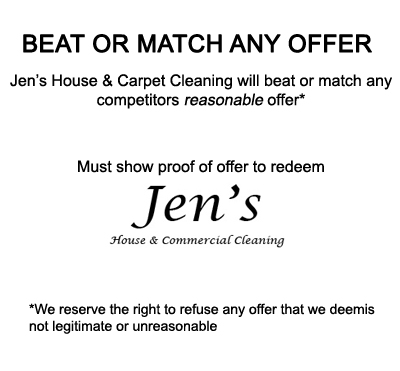 Jen's Maid House Cleaning | Specials | Topeka & Lawrence | Call 877 ...